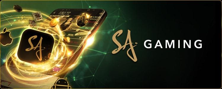 รวยทางลัดด้วย SA Gaming